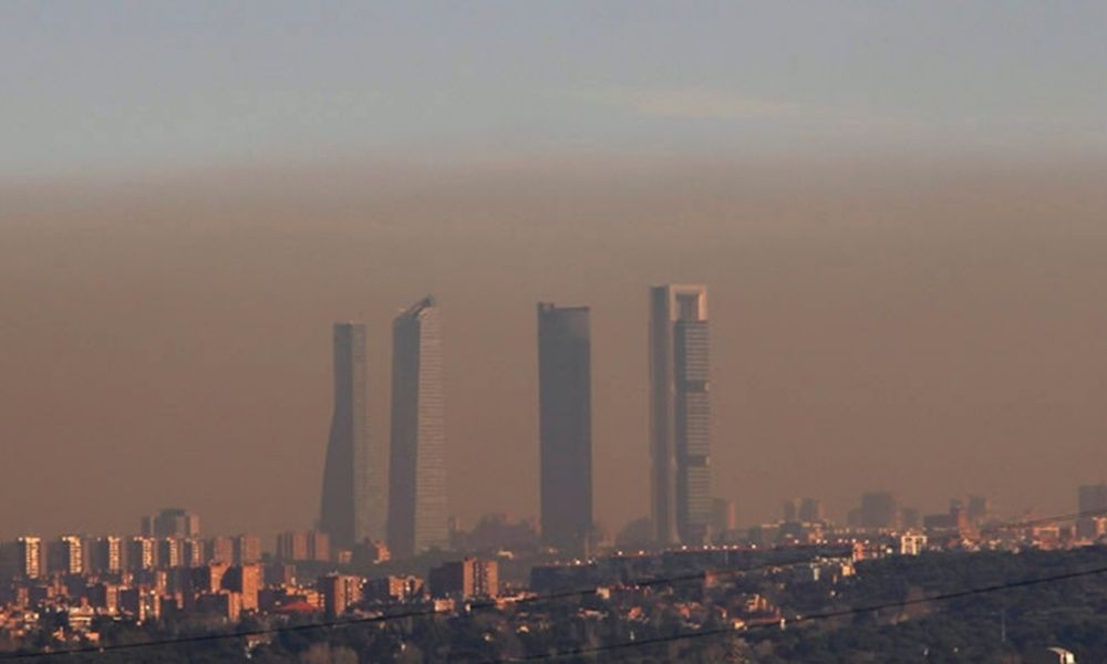 15 millones de españoles respiran un aire que la UE considera insalubre