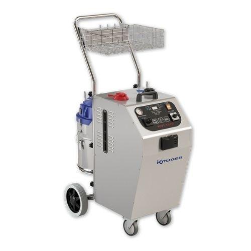 Generador Vapor con aspiración 230V 5kW 10 bar 6 kgH2O 3+5L