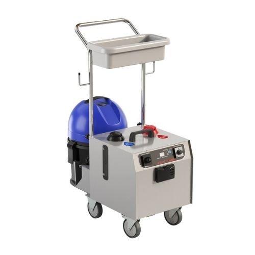 Generador de vapor con aspiración 6 bar 160ºC