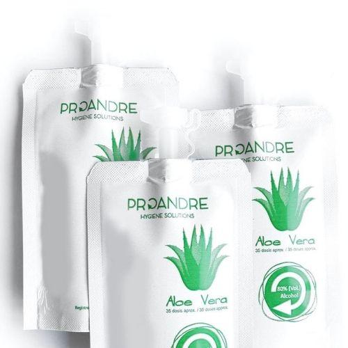Hidroalcohólico Pocket Pack de 35 ml