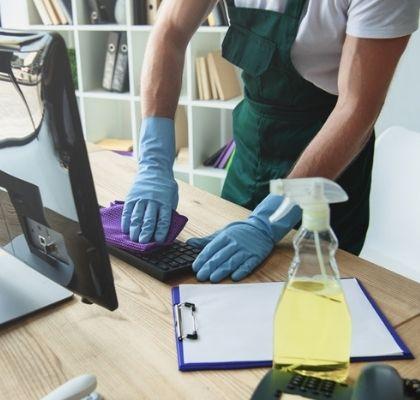 Limpieza empresas y particulares