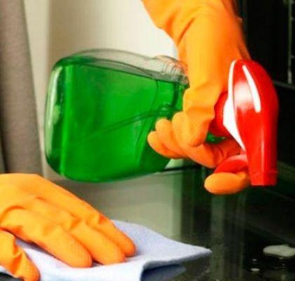 limpieza para el hogar