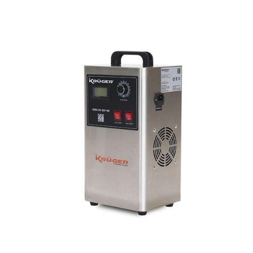 Ozonizador de agua con temporizador 220V50HZ. 90W. 5Gr.H.