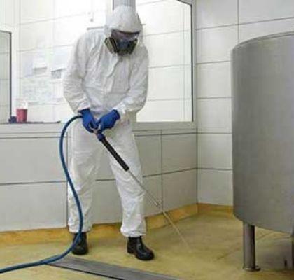 Sanidad Ambiental Alesza Desinfección