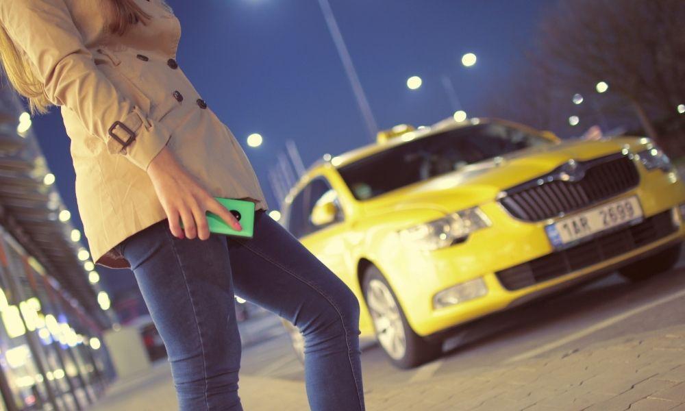 Seguridad en los taxis