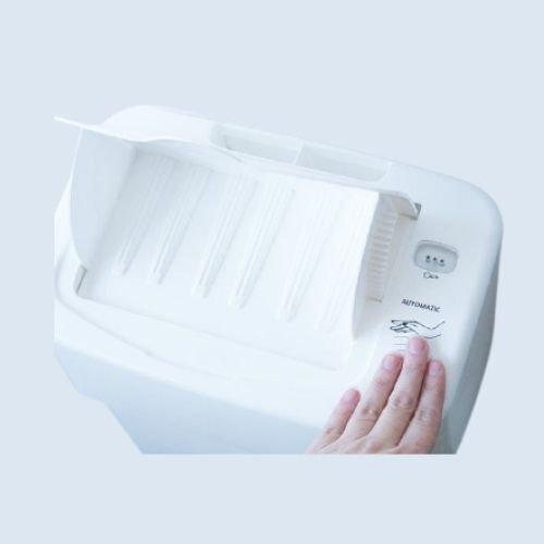 Unidad Higiénica Femenina con Sensor Contenedor de compresas (2)