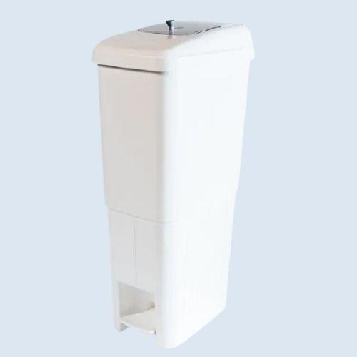 Unidades femeninas de Residuos con pedal Equipamiento de baños (2)