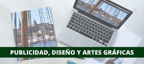 Cursos de Publicidad, Diseño y Artes gráficas