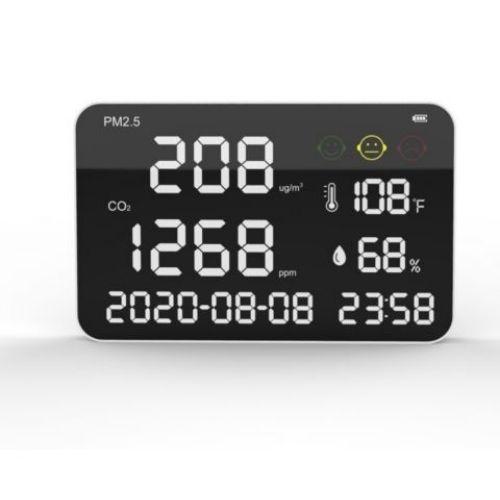 Detector de calidad del aire multifuncional de pared AL253 (1)