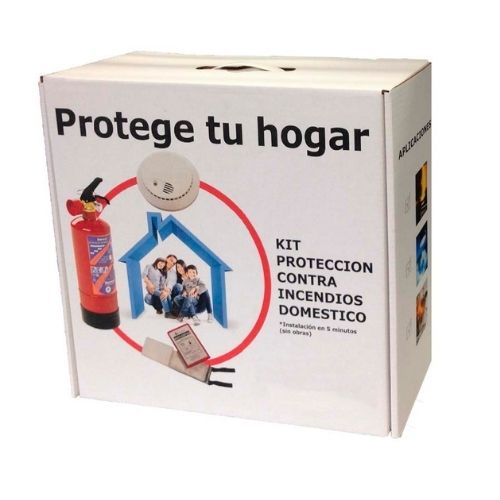 Kit Doméstico Contra Incendios (1)