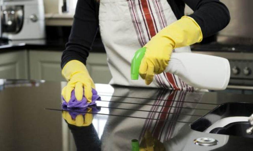 Cómo limpiar una cocina a fondo
