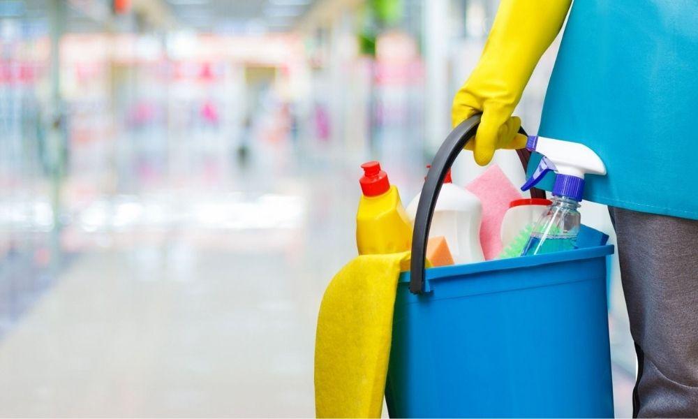 Limpiezas y desinfecciones a fondo después de vacaciones
