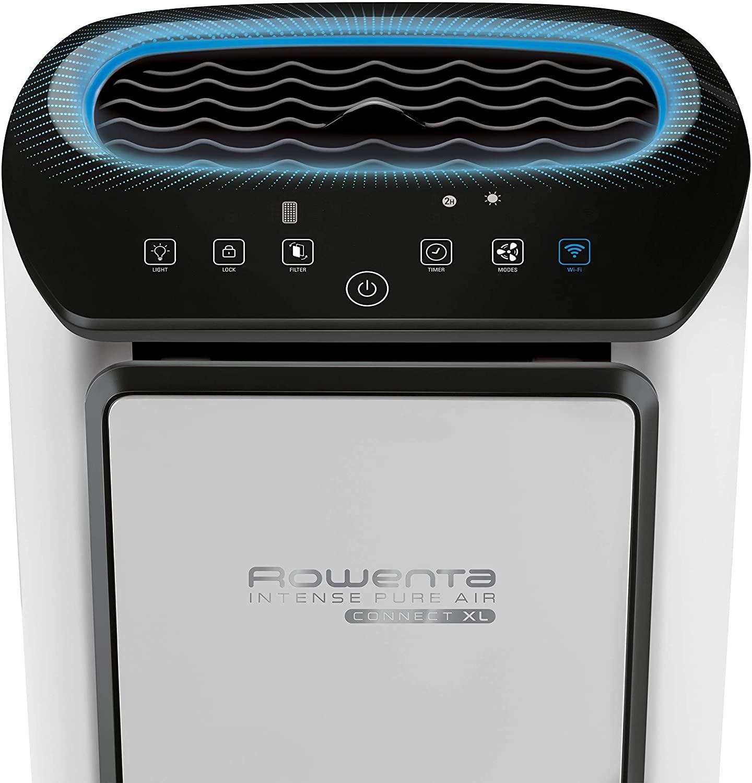 Purificador de Aire-Rowenta PU6080 Intense Pure Air Connect XL